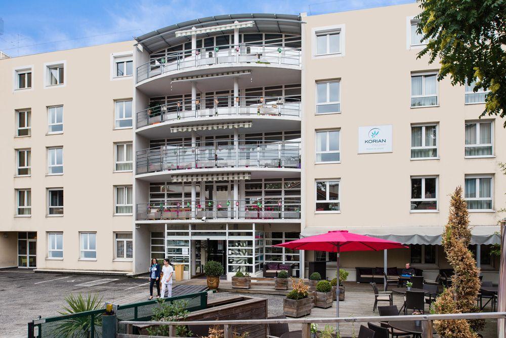 EHPAD Korian Villa Janin St Étienne