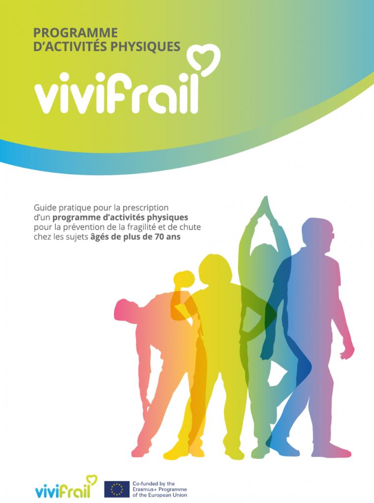 Programme d'activités physiques VIVIFRAIL : pour une activité physique adaptée